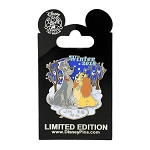 Disney Winter Pin - Winter 2018 Lady and The Tramp