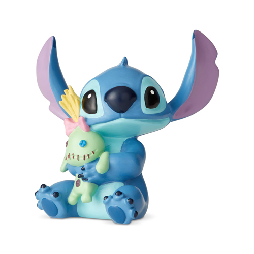 Disney Showcase Collection Mini Figure - Stitch with Scrump Doll