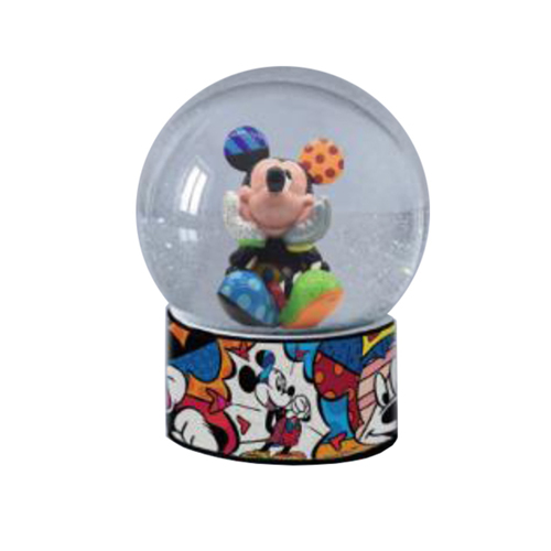 Disney by Britto Water Globe - Mickey Mouse
