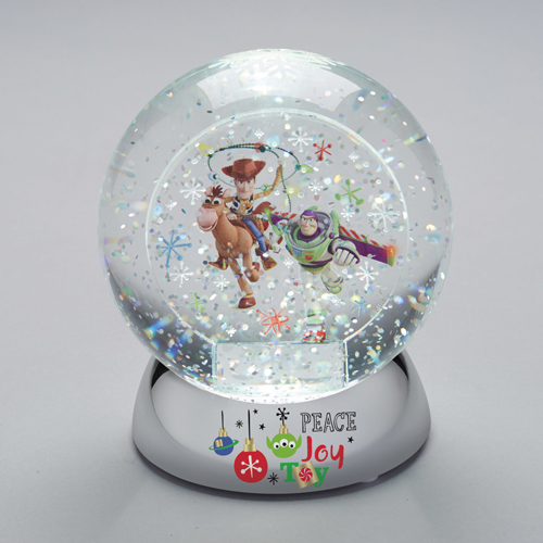 Disney Water Dazzler - Holiday Toy Story Buzz and Woody