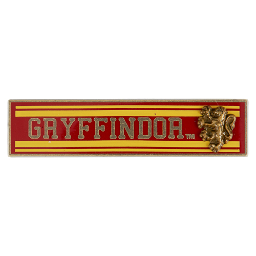 Universal Pin - Harry Potter Gryffindor Banner