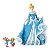 Disney Showcase Collection - Holiday Cinderella with Gus and Jacques