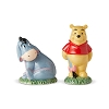 Disney Salt and Pepper Shakers - Pooh and Eeyore