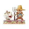 Disney Traditions - Cogsworth and Mrs. Potts