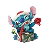 Disney Traditions - Santa Stitch Wrapping Present