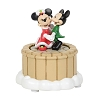 Disney Village Figure - Mickey And Minnie's Dance