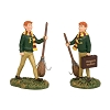 Universal Figure - Harry Potter Village - Fred and George Weasley