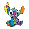 Disney by Britto Figure- Lilo and Stitch - Large Stitch