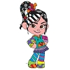 Disney by Britto Figurine - Wreck-It Ralph - Vanellope