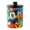 Disney by Britto - Mickey and Pluto Canister