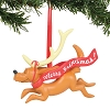 Universal Ornament - Dr. Seuss Grinch - Max with Banner