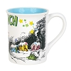 Universal Coffee Cup Mug - Dr. Seuss' Grinch