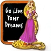 Disney GenEARation D Event Mystery Pin - Life Lessons Rapunzel