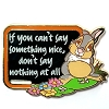 Disney GenEARation D Event Mystery Pin - Life Lessons Thumper