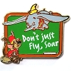 Disney GenEARation D Event Mystery Pin - Life Lessons Dumbo Chaser