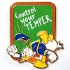 Disney GenEARation D Event Mystery Pin - Life Lessons Donald Duck Chaser