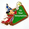 Disney GenEARation D Event Mystery Pin - Life Lessons Mickey Mouse Chaser