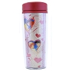 Disney Travel Mug - Princess Couples - Hearts