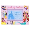 Disney Photo Frame - Dream Big Princess - Wood - 4'' x 6''