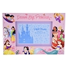 Disney Picture Frame - Dream Big Princess -  Wood - 4