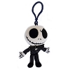 Disney Plush Keychain - Nightmare Before Christmas - Jack Skellington