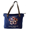 Disney Canvas Tote - EPCOT 35th Anniversary - World Showcase
