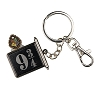 Universal Keychain - Harry Potter Platform 9 3/4 Sign