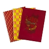 Universal Notebook Set - Harry Potter - Gryffindor House