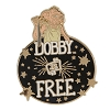 Universal Pin - Harry Potter - Dobby is Free
