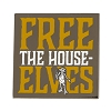Universal Pin - Harry Potter - Free the House-Elves