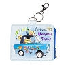 Universal Pouch Keychain - Despicable Me Welcome to Universal