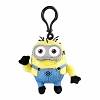 Universal Plush Keychain - Despicable Me Two Eye Minion