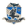 Universal Pin - Metal Ravenclaw Quidditch Crest