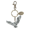 Universal Keychain - Harry Potter - Sculpted Metal Hedwig