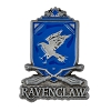 Universal Pin - Sculpted Ravenclaw Quidditch Crest