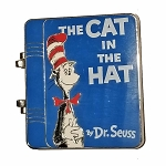 Universal Pin - Dr. Seuss - Cat in the Hat Book