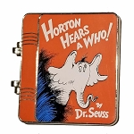 Universal Pin - Dr. Seuss - Horton Hears a Who Book