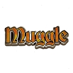 Universal Pin - Harry Potter - Muggle