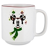 Disney Coffee Cup - Nordic Winter Santa Mickey Holiday Mug