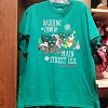 Disney Adult Shirt - Holiday 2018 - Dashing Down Mainstreet USA