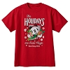 Disney Adult Shirt - Holiday 2018 - Mickey Holidays are Pure Magic - Red