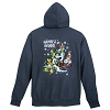 Disney Adult Hoodie - Most Magical Holiday on Earth Mickey and Pals
