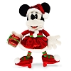 Disney Stuffed Animal Plush - Holiday 2018 - Santa Minnie Mouse 15''