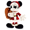 Disney Stuffed Animal Plush - Holiday 2018 - Santa Mickey Mouse 15''