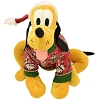 Disney Stuffed Animal Plush - Holiday 2018 - Santa Helper Pluto 11''