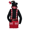 Disney Women's Hoodie - Ugly Sweater Minnie Mouse Knitted Elf Tunic