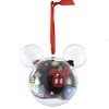 Disney Adult Socks - Holiday 2018 Ornament - Green / Black
