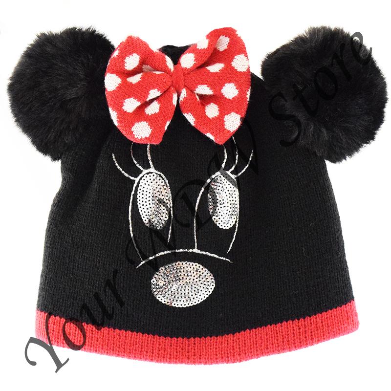 1b03e61f7c0 Disney Minnie Ears Hat Beanie - Holiday 2018 - Minnie Eyes