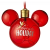 Disney Mickey Ears Ornament - Light Up the Holiday - Tinker Bell