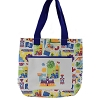 Disney Canvas Tote - Magic Kingdom - Ride Attractions